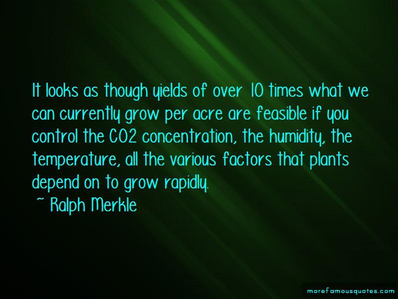 Ralph Merkle Quotes Pictures 3