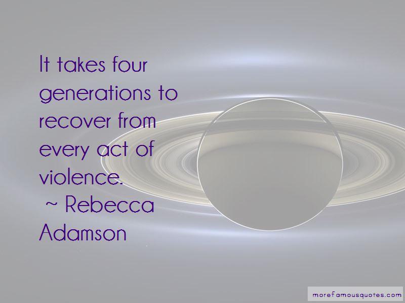 Rebecca Adamson Quotes Pictures 4