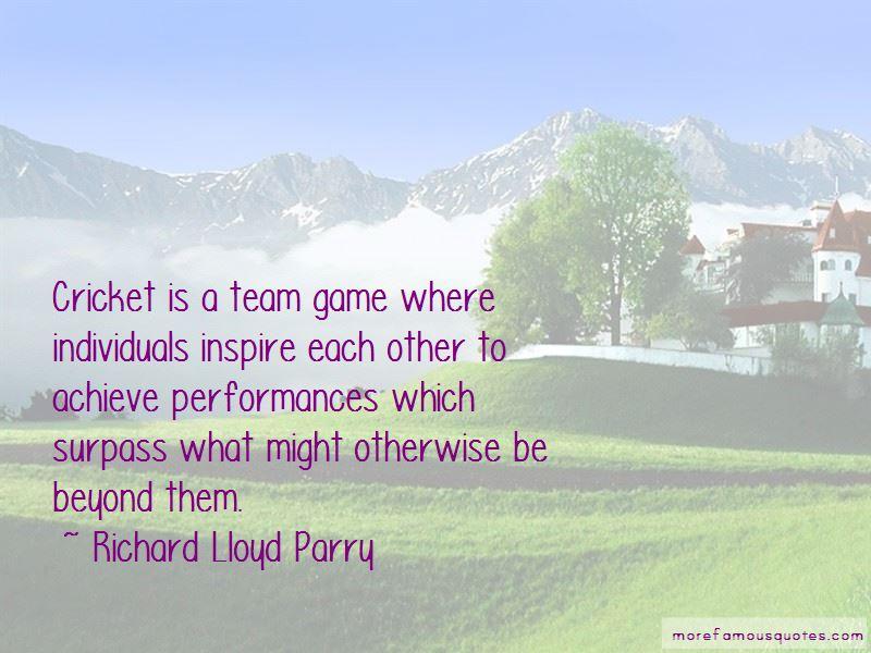 Richard Lloyd Parry Quotes Pictures 2