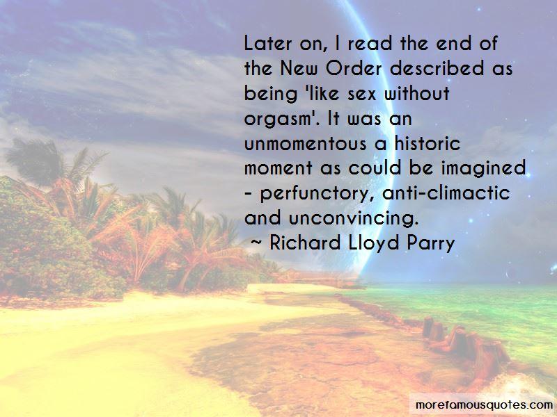 Richard Lloyd Parry Quotes Pictures 4