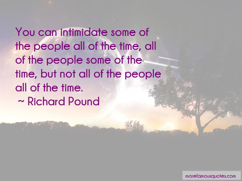 Richard Pound Quotes Pictures 4
