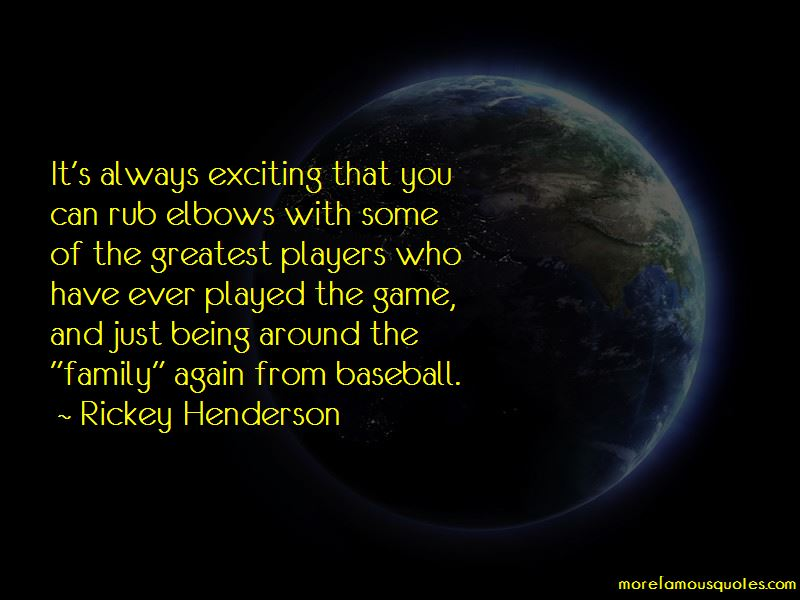 Rickey Henderson Quotes Pictures 2