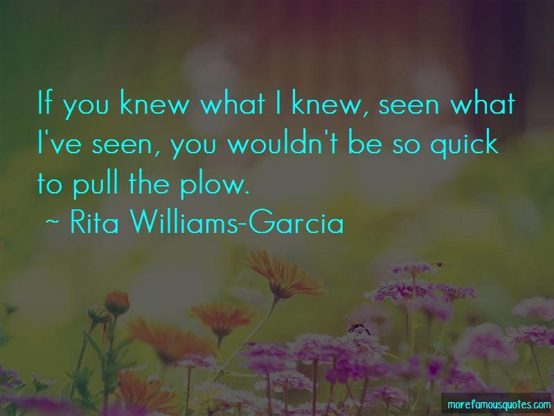 Rita Williams-Garcia Quotes Pictures 4