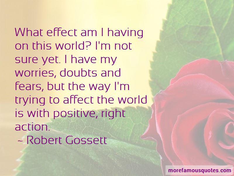 Robert Gossett Quotes Pictures 2