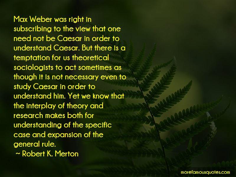Robert K. Merton Quotes Pictures 2