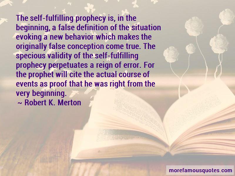 Robert K. Merton Quotes Pictures 3