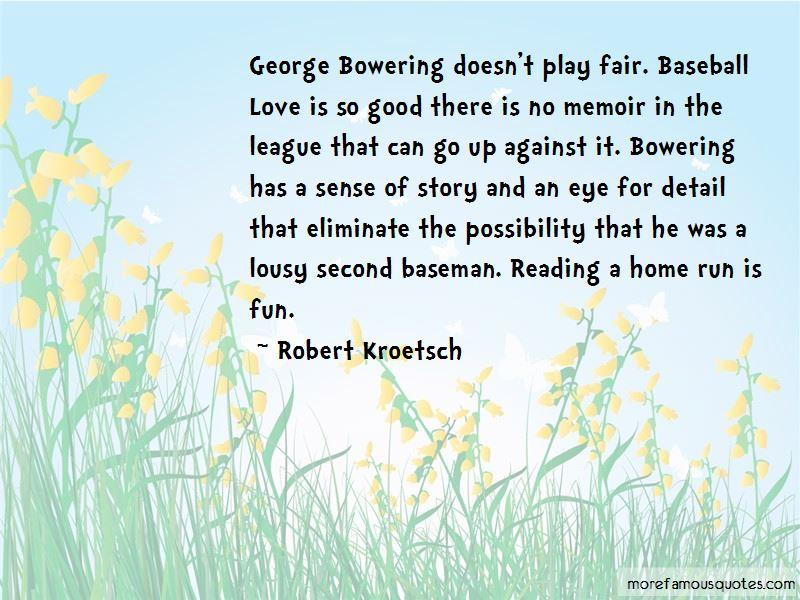 Robert Kroetsch Quotes Pictures 4