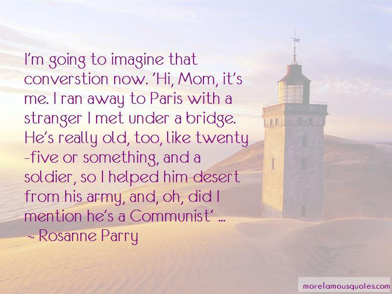 Rosanne Parry Quotes Pictures 3