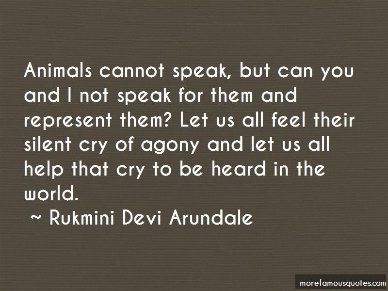 Rukmini Devi Arundale Quotes Pictures 2