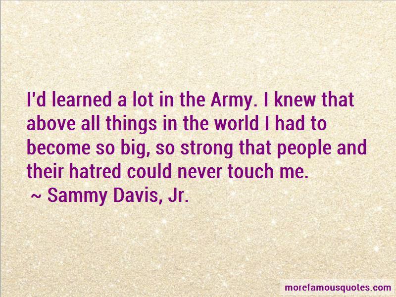 Sammy Davis, Jr. Quotes Pictures 3