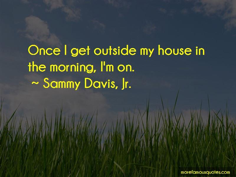 Sammy Davis, Jr. Quotes