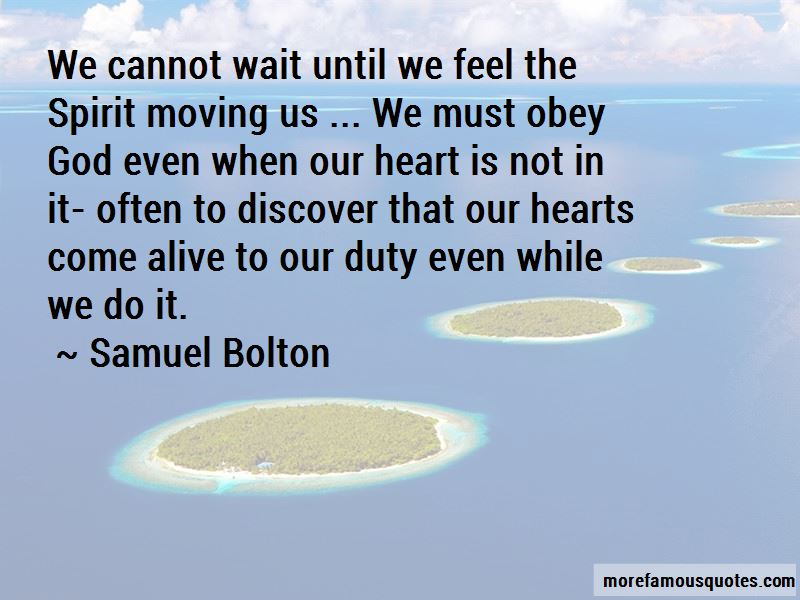Samuel Bolton Quotes Pictures 4
