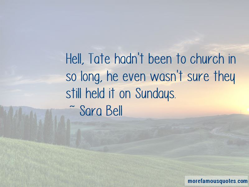 Sara Bell Quotes Pictures 3