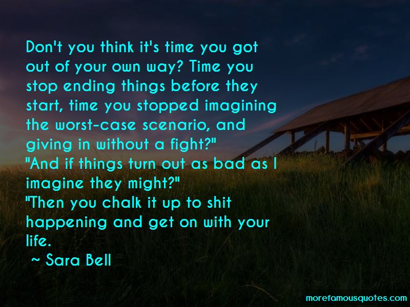Sara Bell Quotes Pictures 4