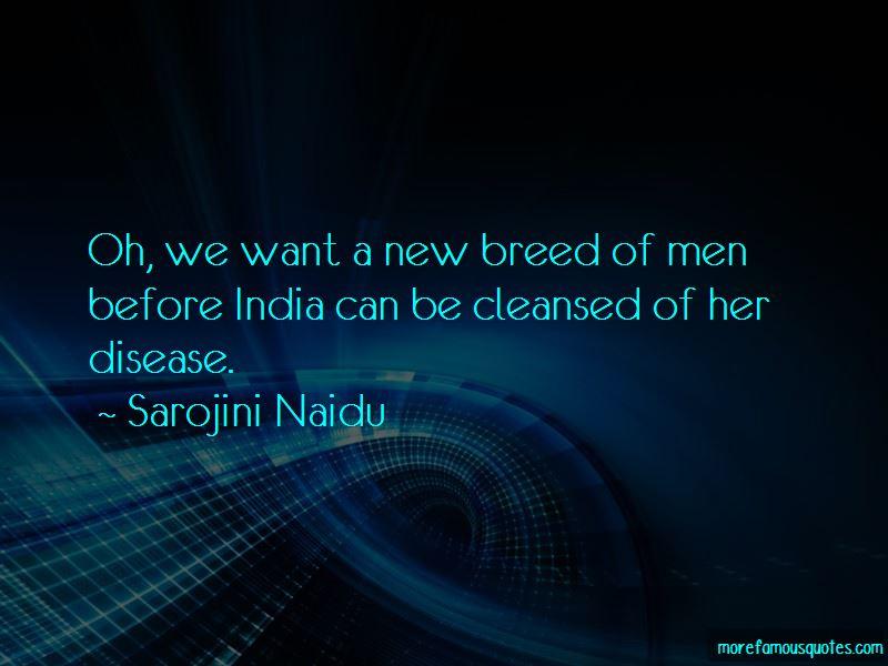 Sarojini Naidu Quotes