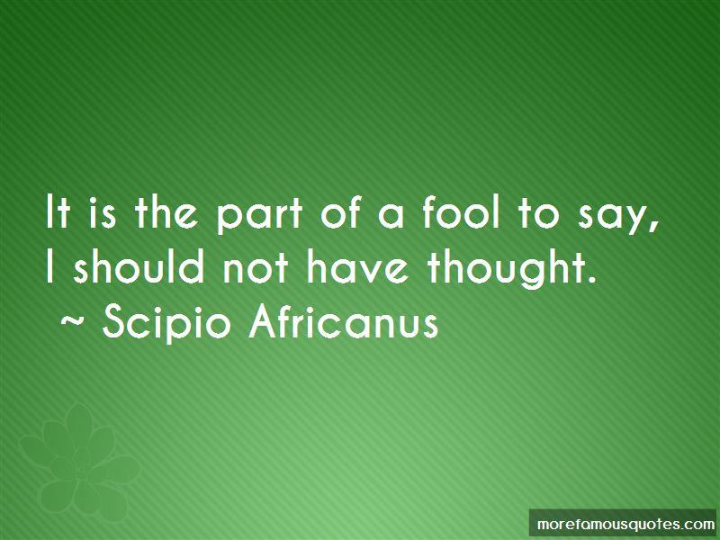 Scipio Africanus Quotes Pictures 2