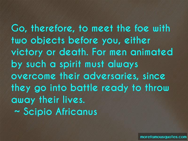 Scipio Africanus Quotes Pictures 4