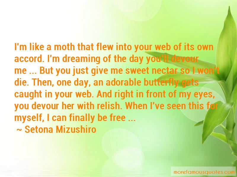 Setona Mizushiro Quotes Pictures 3