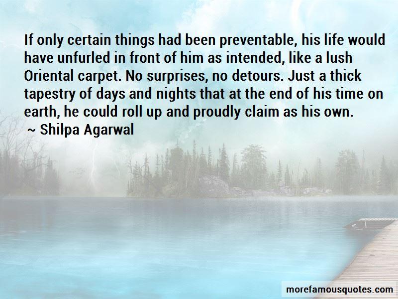 Shilpa Agarwal Quotes