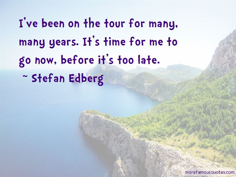 Stefan Edberg Quotes Pictures 2