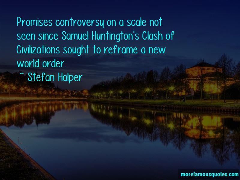 Stefan Halper Quotes