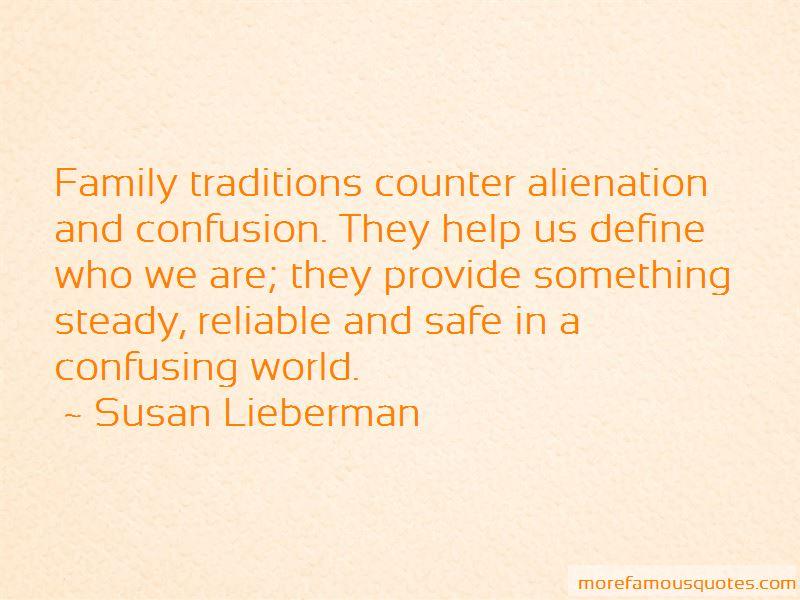 Susan Lieberman Quotes