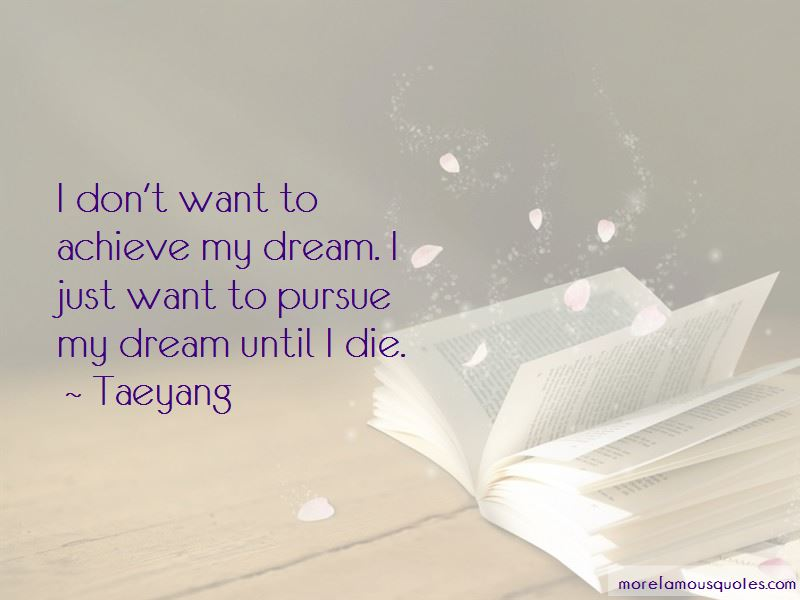 Taeyang Quotes Pictures 3