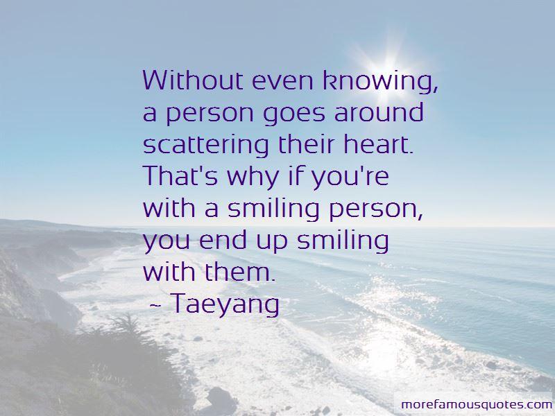 Taeyang Quotes