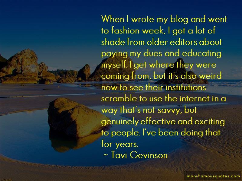 Tavi Gevinson Quotes Pictures 4