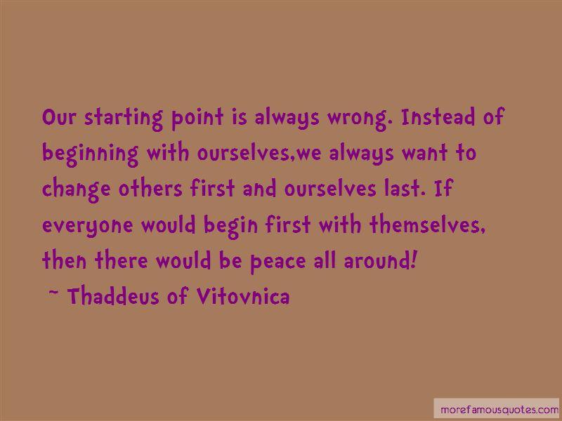 Thaddeus Of Vitovnica Quotes