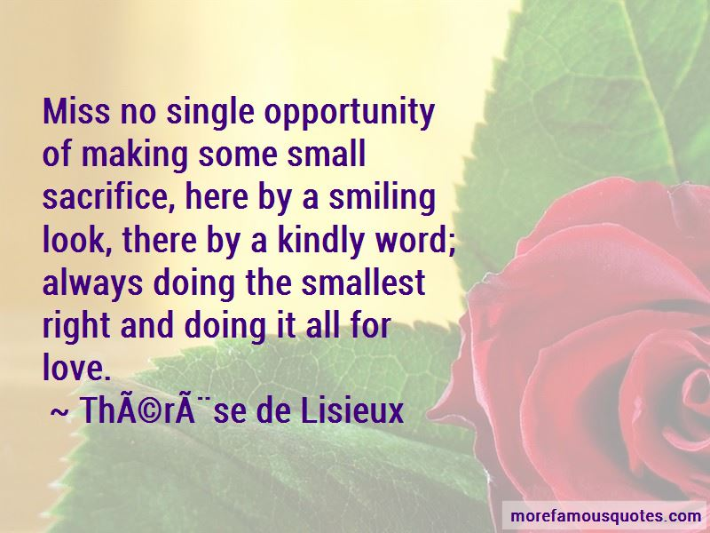 Therese De Lisieux Quotes Pictures 2