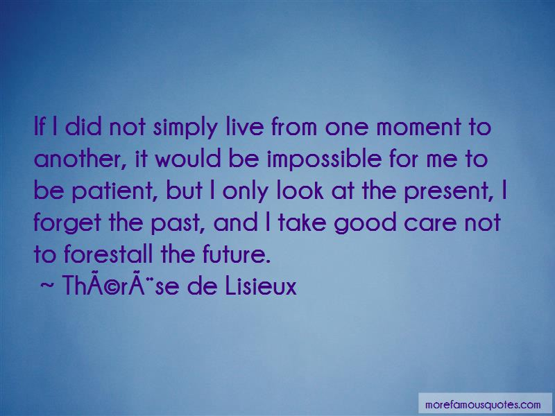 Therese De Lisieux Quotes Pictures 4