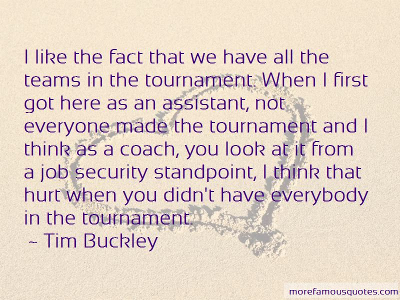 Tim Buckley Quotes Pictures 2