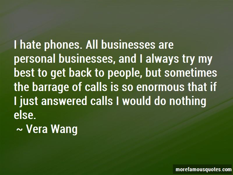 Vera Wang Quotes Pictures 2
