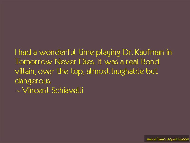 Vincent Schiavelli Quotes Pictures 4