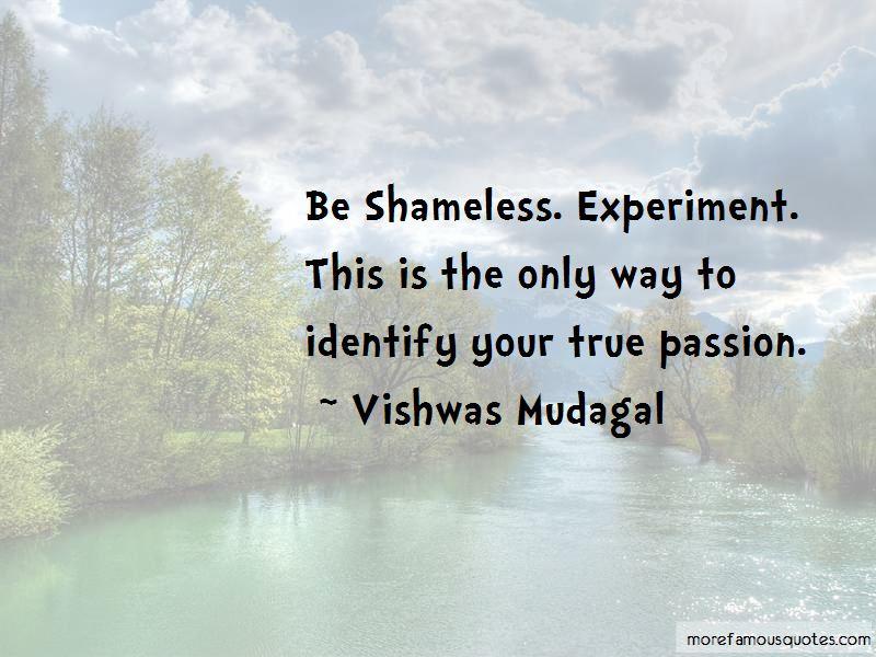 Vishwas Mudagal Quotes Pictures 2