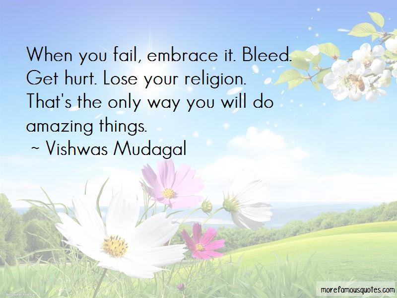 Vishwas Mudagal Quotes Pictures 3