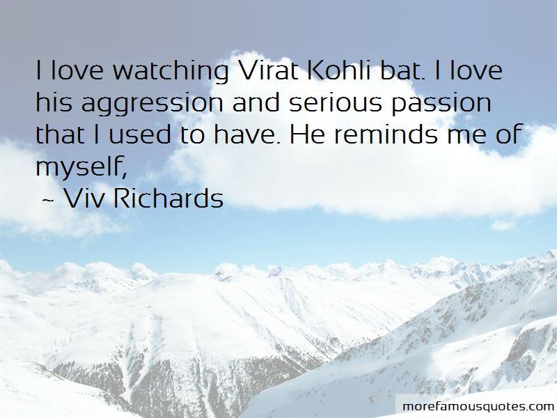 Viv Richards Quotes Pictures 2