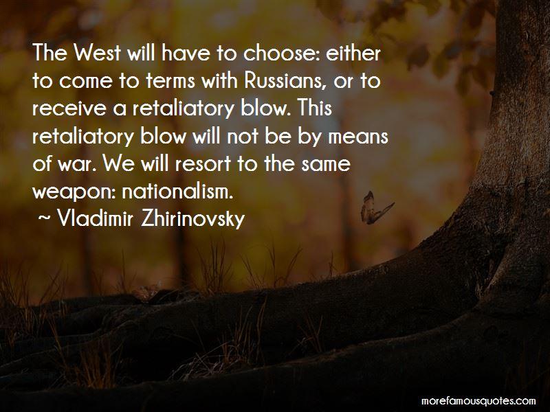 Vladimir Zhirinovsky Quotes Pictures 2