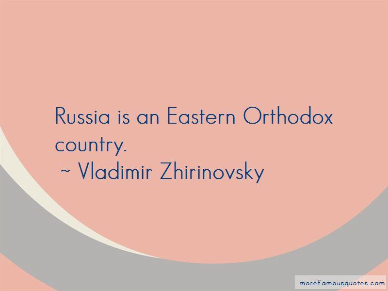 Vladimir Zhirinovsky Quotes Pictures 4