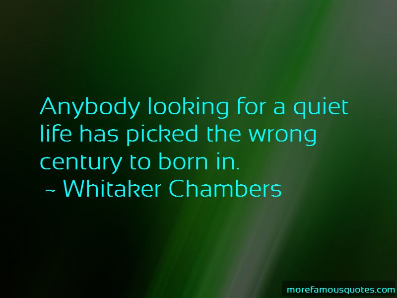 Whitaker Chambers Quotes Pictures 2
