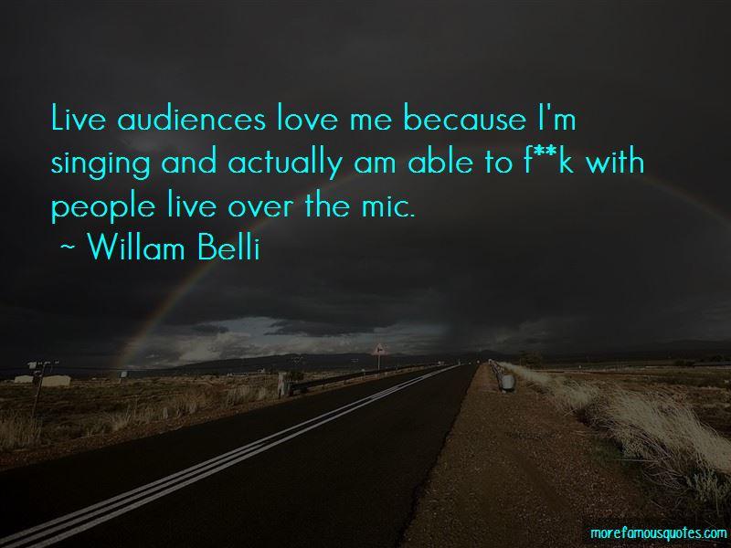 Willam Belli Quotes Pictures 4