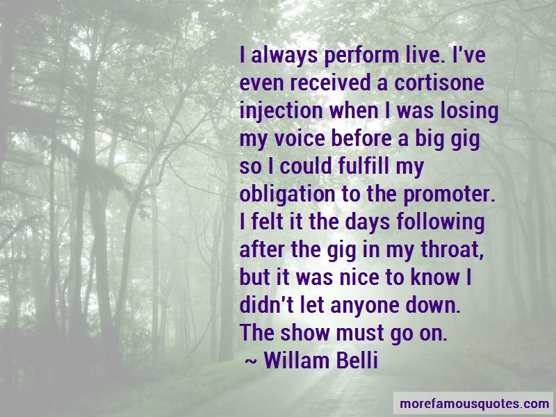 Willam Belli Quotes