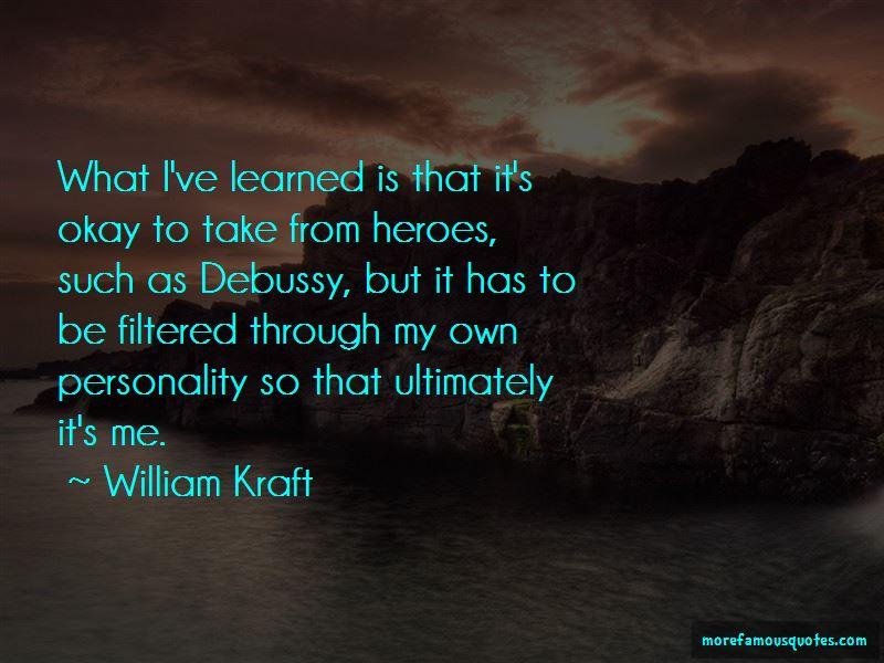 William Kraft Quotes Pictures 2