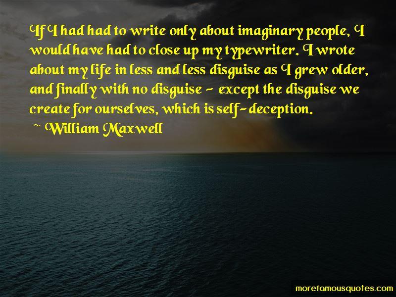 William Maxwell Quotes Pictures 4