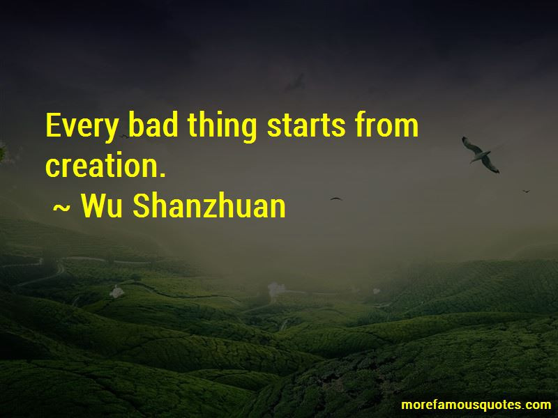 Wu Shanzhuan Quotes Pictures 2