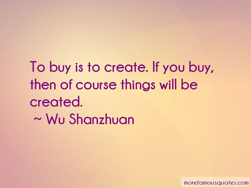 Wu Shanzhuan Quotes Pictures 3