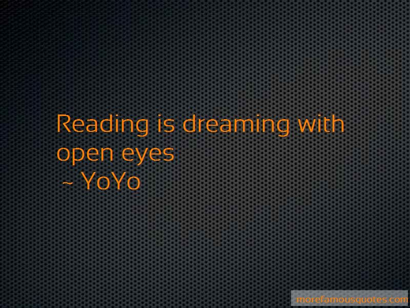 YoYo Quotes