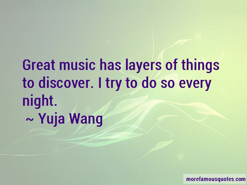 Yuja Wang Quotes Pictures 3