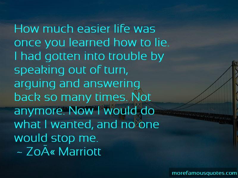Zoe Marriott Quotes Pictures 2
